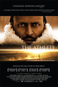 The Athlete poster