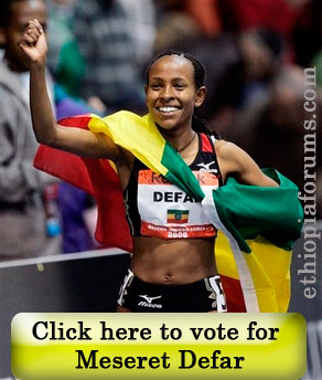 Vote for Meseret Defar