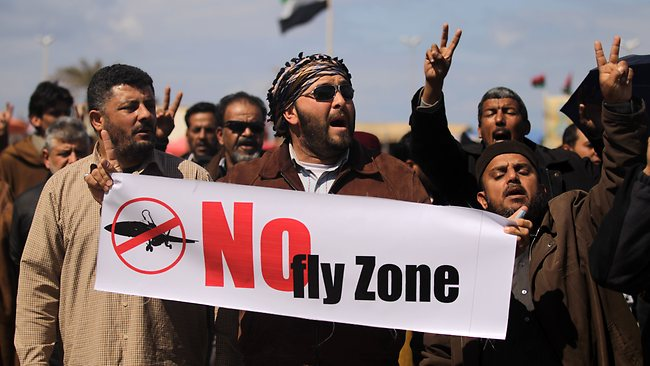 libya-unrest-No fly zone