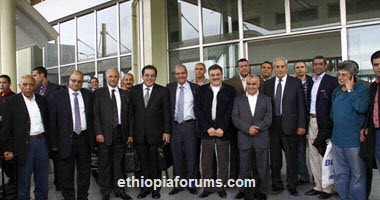 egypt delegation uganda visit on nile river