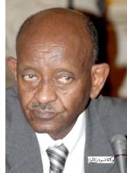 Kamal Ali Mohamed ministery of Irrigation and Water Resources of Sudan