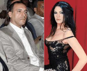Hannibal Gaddafi and his wife Aline Scaf who torchered and burned their nanny