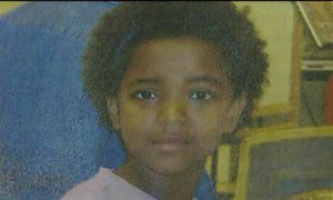 Ethiopian girl missing