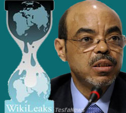 Meles Zenawi denies advising U.S. for overthrow Sudan government