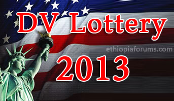 2013 DV lottery accepting application starts on October 4th