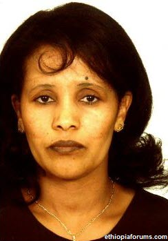 Genet Kidane died after falling from a footbridge over the city's ring road.