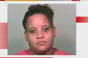 kyla smith-accused for steal a lottery ticket
