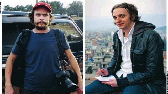 swedish Journaists arrested in Ethiopia
