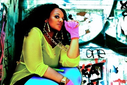 Sheba - aims to be the New Queen of Reggae