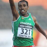 Meresa Kahsay confidence takes the Ethiopian teenager into new territory