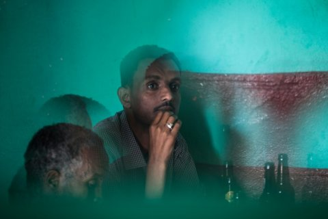 The bars and cafes are full and lively in the northern Ethiopian town of Mekelle, but no longer smoke-filled, with the strict implementation of a smoking ban in public places
