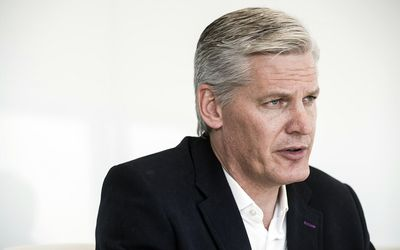 Nampak CEO Andre de Ruyter. Picture: BLOOMBERG/WALDO SWIEGERS