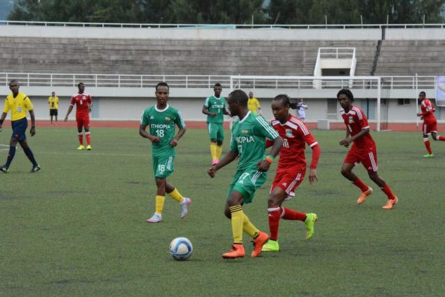 Seychelles holds Ethiopia to 1-1 draw claiming first CAN 2017 point