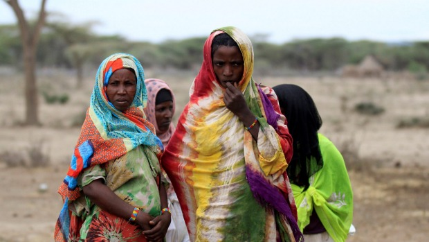 Agriculture is Ethiopia's largest economic sector but the industry suffers from poor management and frequent droughts.
