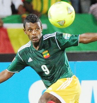 Getaneh Kebede Injured