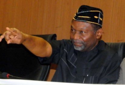 MINISTER OF BUDGET AND NATIONAL PLANNING, SEN. UDOMA UDO UDOMA