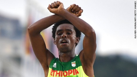 Ethiopia: Marathoner has nothing to fear after Olympic protest