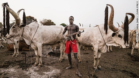 The Mundari: The tribe dying for their cows