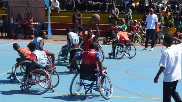 Ethiopia: First wheelchair basketball tournament ends with a win