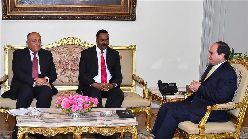 Ethiopia FM in Egypt to discuss Nile dam with officials