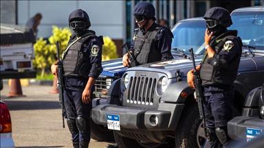 Gunmen kill police officer in Egypt's Sinai Peninsula