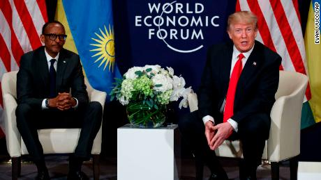Trump touts 'close partnership' in letter to African leaders