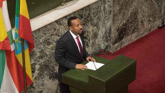 Give Ethiopia a chance to change; House should reject strongly worded resolution