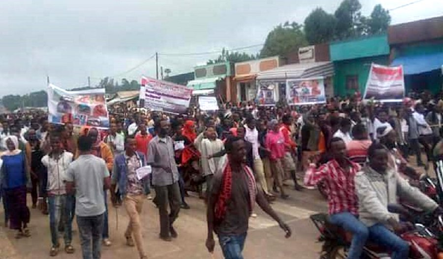 Ethiopia suspends MIDROC Gold mining license after weeks of protests