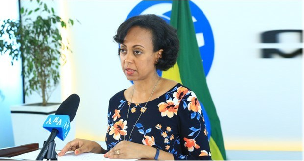 Ministry of Health Dr. Lia Tadesse.