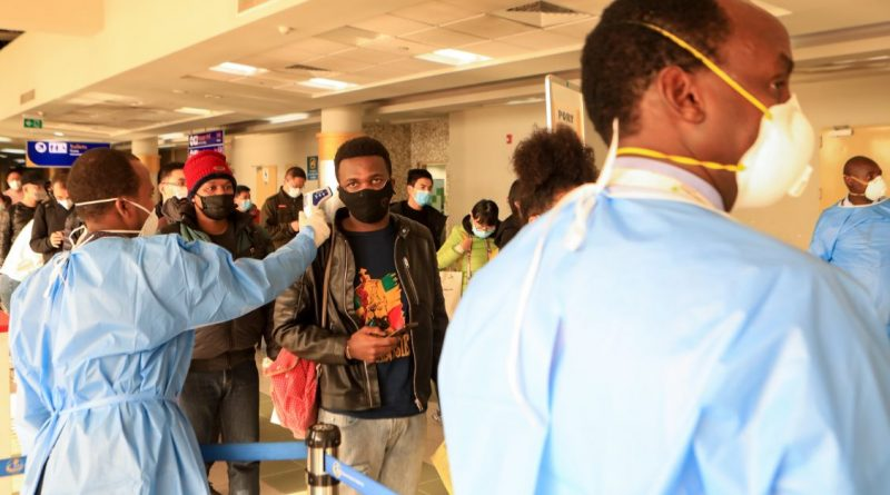 Ethiopia Reduce The Time of Quarantine for Travelers