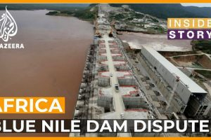 Ethiopian Nile dam dispute and discussion