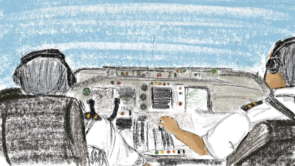 Illustration - Pakistan Air Safety Investigative Feature/Jawahir